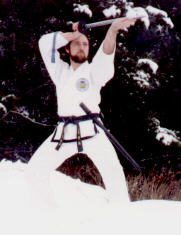 Korean Swordsmanship Grandmaster James S. Benko
